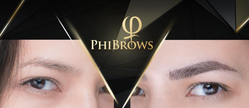 phibrows kaş tekniği